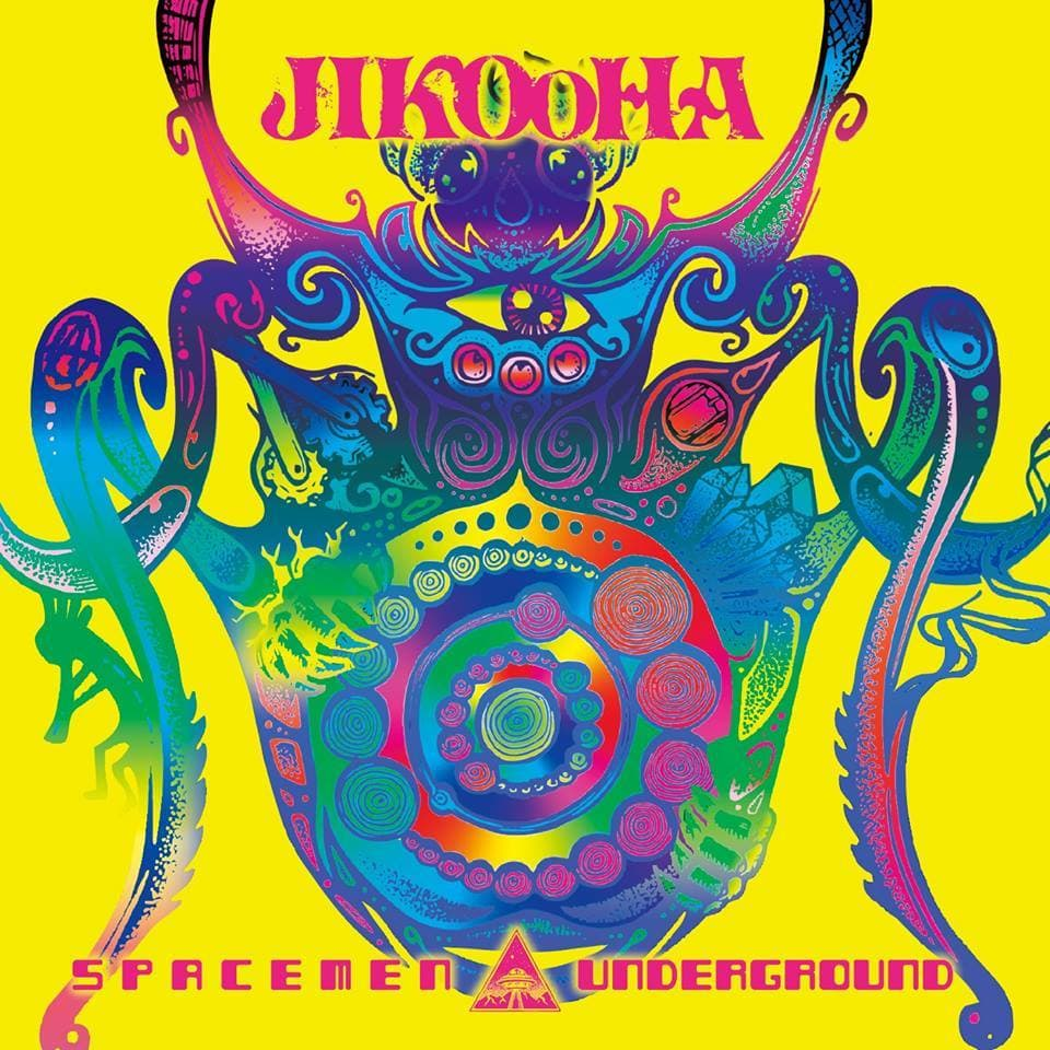 "JIKOOHA 20th Anniversary Album ""SPACEMEN▲UNDERGROUND"""