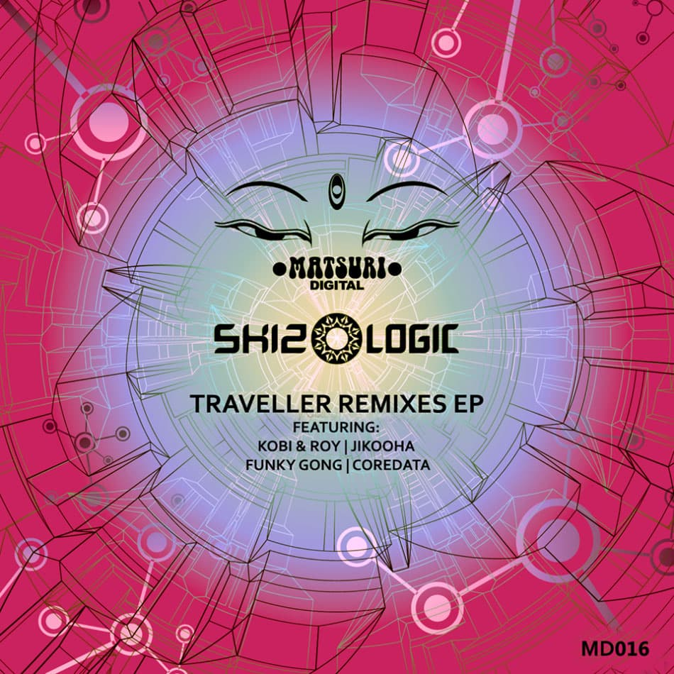 Skizologic – Traveller Remixes EP