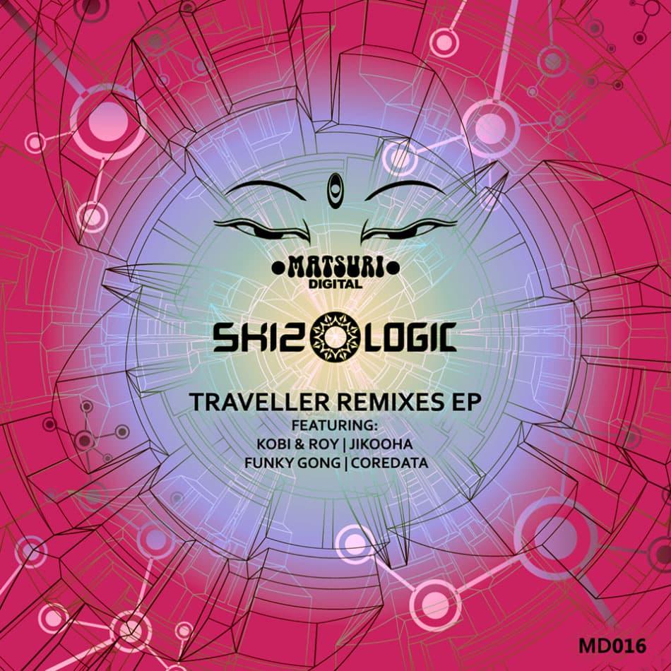 Traveller Remixes EP