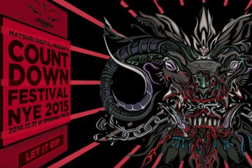 Matsuri Digital Presents Countdown Festival 2014-2015 -Let It Rip!-