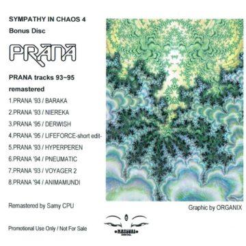 Sympathy In Chaos 4 - Bonus Disc