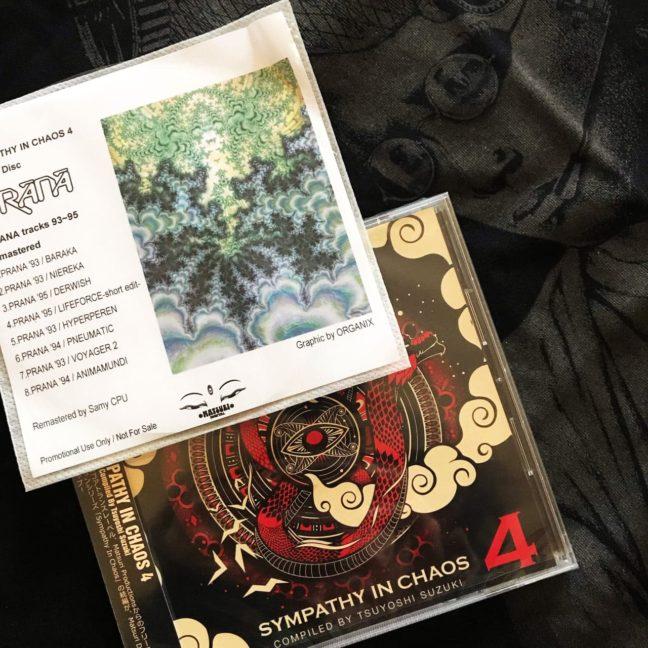 Sympathy in Chaos 4 - Bonus CD