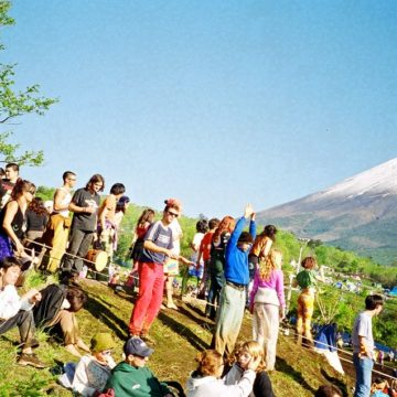 Return To The Source Mt.Fuji '97